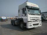 주식. 판매 (ZZ4357V3241V)에 HOWO 6X4 트랙터 트럭 420HP