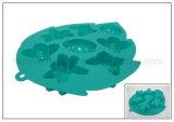 Прессформа торта силикона 8 клеток сформированная насекомым (RS28)