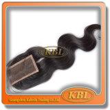 Расставание богемских волос девственницы качества свободно грохает закрытие шнурка