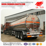 Gooseneck-Typ Dieselbenzin-Erdöl-Tanker-halb Schlussteil