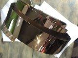 201, bobina de la tira del acero inoxidable del espejo de la capa del color de 304 PVD para la industria de publicidad