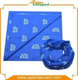 Bandana personnalisé de polyester de Microfiber d'impression