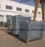 Frontière de sécurité provisoire de barrière de construction/de barrière contrôle de foule