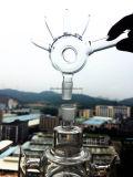 Rokende Waterpijp van het Glas van de Tabak van de Prijs van de Fabriek van Bontek de Nieuwste Afneembare