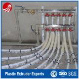 Ligne en plastique de machine d'extrusion de pipe d'eau chaude de PERT
