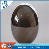 Bola de acero sólida inoxidable famosa de la bola de acero AISI304 de la marca de fábrica 9.525m m