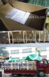 Grifo de cobre amarillo plateado Nikel de la maneta de la onda (YD-2011)