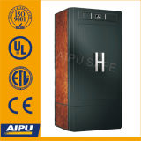 Jewelry de luxe Safes de Heuer Custom Series avec Fingerprint Lock (D-120h-Blue 1260 x 610 x 560 millimètres)