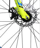 Vélo de montagne avec la vitesse et le changement de vitesses de Shimano