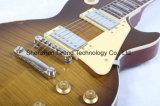 Guitare électrique de type de Lp de relique avec le corps d'érable de D.C.A.