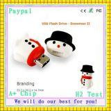 De hete Kerstmis-gift-vis-vorm-USB-Flits van de Verkoop (gc-S1225)