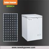 замораживатель холодильника холодильника DC 12V 24V замораживателей солнечного замораживателя 90L 138L 188L солнечный солнечный
