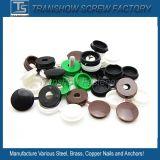 백색 까만 녹색 크기 M3-M6 나사 사용 플라스틱은 /Plastic 모자를 덮는다