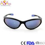 De beste Glazen van Eyewear van de Zon van de Sport van de Ontwerper Mensen Gepolariseerde (T1044)