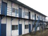 Дом быстрой конструкции Prefab Low-Rent