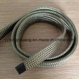 Strukturiertes Basalt Fiber Lava Insulation Sleeve für Cable Protector