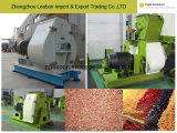 Moedura/esmagando o moinho do trigo/milho/grão de martelo da máquina da matéria- prima da alimentação
