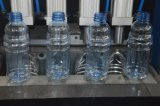 自動びんの低下の半自動4つのキャビティ天然水のブロー形成機械
