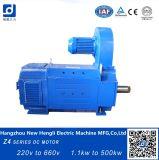 Ce novo Z4-100-1 de Hengli motor da escova elétrica da C.C. de 1.5 quilowatts