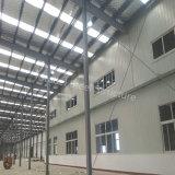 Atelier portique préfabriqué de structure métallique de lumière de bâti avec le bureau
