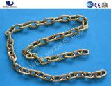 Galv. ASTM1980 eslabón de la cadena (G70) Transporte