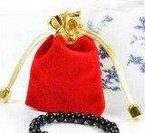 O saco de Drawstring luxuoso de Microfiber para artes do tabaco dos presentes do relógio da jóia Handcrafts a propaganda (Hx21)