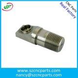 Подгонянная сталь обслуживаний точности меля разделяет часть CNC подвергая механической обработке