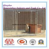 Geschweißte Hundehundehütten für Soem-Zoll und Großverkauf galvanisieren