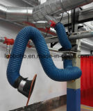 Wand Moutend Fume Extraction Arms für Industrial Smoke Purification