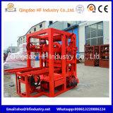 Bloc concret semi automatique Qt4-26 faisant à machine la machine de fabrication de brique simple
