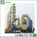 Het verrichting-Stof van de ontzwaveling collector-DE-Sulphur/De-Nitrering Schoonmakend Systeem