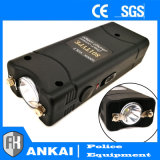 Hot Solding Shock Gun Defense avec la lampe de poche LED Stun Guns