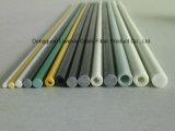 Tube résistant à l'acide de fibre de verre de la pipe FRP Pôle de fibres de verre