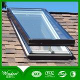 Tragaluz durable del ahorro de la energía de la ventana de aluminio