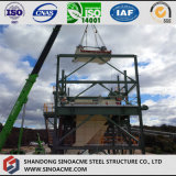 Stahlrahmen-Zelle für Geräten-Pflanze