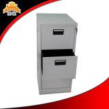 Meuble d'archivage d'acier de tiroirs du blanc 3