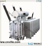 enrolamento 220kv dobro fora do transformador de potência do cambiador de torneira do circuito