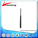 Antena de goma del eslabón giratorio de la alta calidad 2.1GHz~2.4GHz WLAN/antenas externas de WiFi
