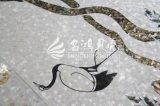 2017 сбываний высекая мать мозаики раковины строительного материала Preal