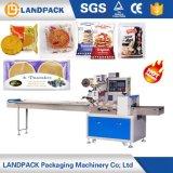 De horizontale Automatische Mini maan-Cake Machine van de Verpakking van de Cakes van de Pannekoek/van de Rijst