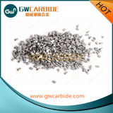 O carboneto cimentado viu pontas aço e alumínio Process