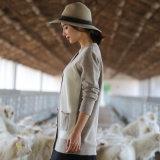 Одежда кардигана кашемира 2017 новых женщин типа