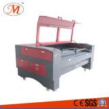 Nützliche Laser-Gravierfräsmaschine für Tuch/Gummi/Holz (JM-1590H)