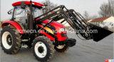 Rad-Bauernhof-Traktor des Dieselmotor-35HP-135HP 4