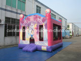Prinzessin Pink Inflatable Jumping Castle