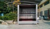 Wasser-Vorhang-Spray-Stand anpassen