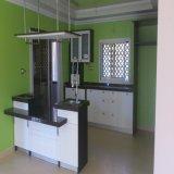 Hoher Glanz-moderne Küche-Schrank-Möbel