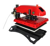 FJXHB1 16 * 20 la prensa del calor de la máquina Tipo Camiseta de transferencia de calor de la máquina, máquina textil calor impresión de la sublimación