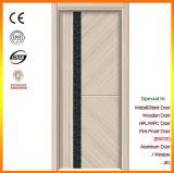 Pure Color Flush Type MDF Porte composite en bois