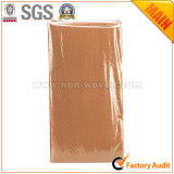 Naranja no tejida respetuosa del medio ambiente del documento de embalaje No. 4
